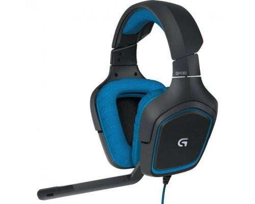 Logitech G430 7.1 Surround Oyuncu Kulaküstü Kulaklık
